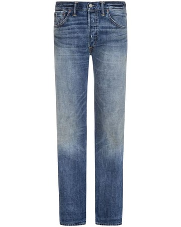 Ralph Lauren Jeans Low Straight (Größe: 31/32;32/32;33/32;34/32) grau