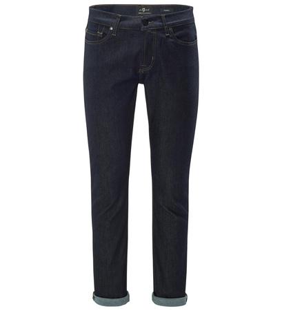 7 For All Mankind Jeans 'Ronnie' dark navy schwarz