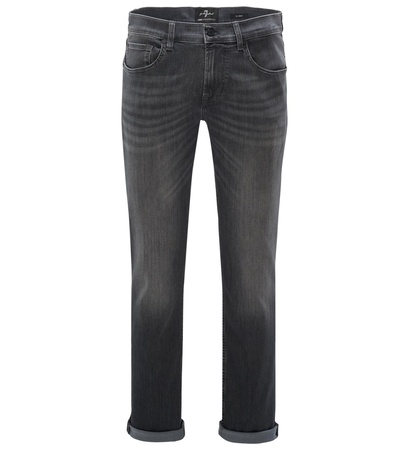 7 For All Mankind Jeans 'Slimmy' grau grau