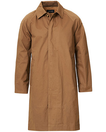 A Day's March Mäntel von . Grösse: S. Farbe: Braun.  Classic Cotton Twill Car Coat Dark Sand
