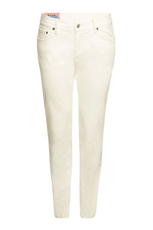 Acne  Studios 5-Pocket Slim Jeans beige