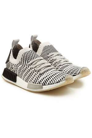 Adidas  Originals Sneakers NMD_R1 mit Mesh grau