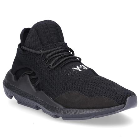 Adidas  Sneaker high SAIKOU Neopren Wildleder Streifen schwarz grau