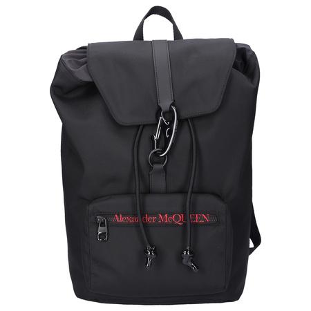 Alexander McQueen  Rucksack URBAN Polyamid Logo schwarz grau