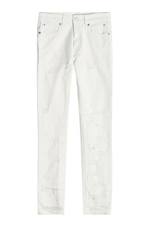 ALYX  STUDIO Destroyed Jeans grau