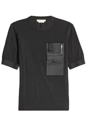 ALYX  STUDIO T-Shirt aus Baumwolle grau