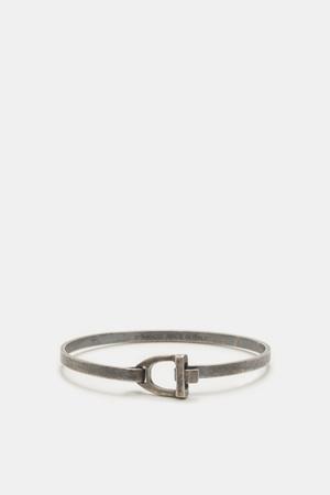 Andrea D'Amico  - Armband 'Horse Bracket' silber