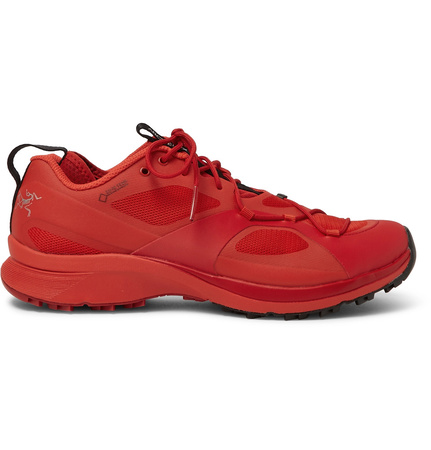 Arc'teryx Veilance Norvan Vt Gore-tex Trail Running Sneakers - Red rot