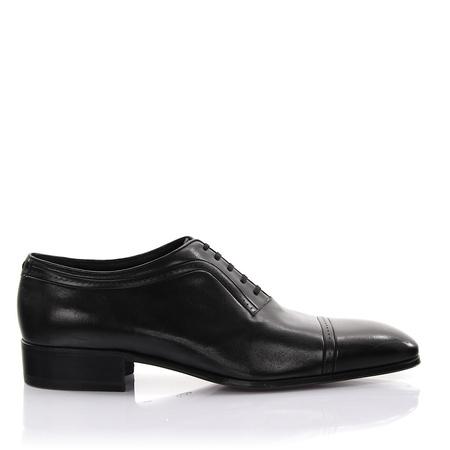Artioli  Oxford Leder schwarz schwarz