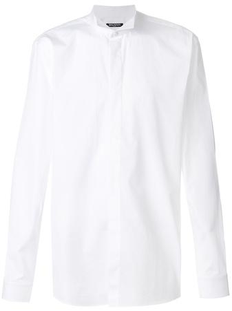 Balmain  Klassisches Hemd - Weiß