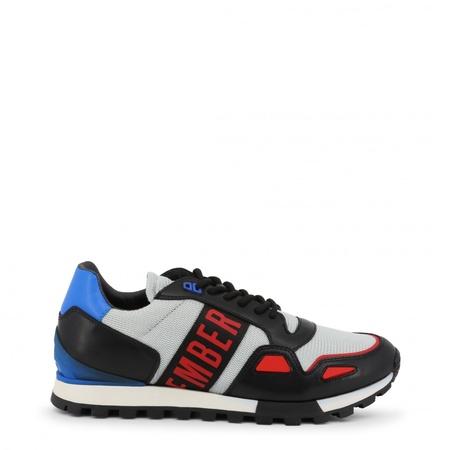 Bikkembergs  Sneaker FEND-ER 2232 Grau schwarz