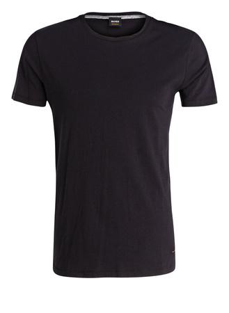Boss Orange  T-Shirt TYPER schwarz