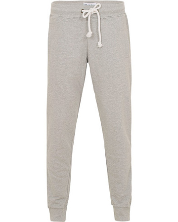 Bread & Boxers Jogginghosen von . Grösse: S. Farbe: Grau.  Lounge Pant Grey Melange Herren braun