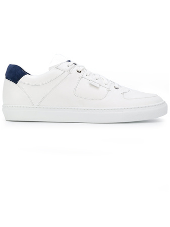 Brioni  lace-up sneakers - Weiß