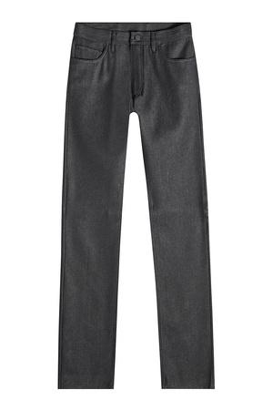 Calvin Klein  Collection Straight Leg Jeans grau