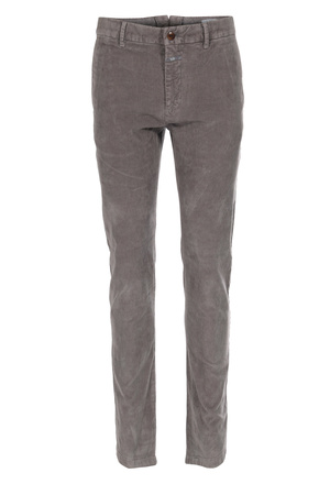 Closed  Cordhose Clifton Slim Grey Anthra Herren Farbe: dunkelgrau verfügbare Größe: 30|31|32|33|34|36 grau