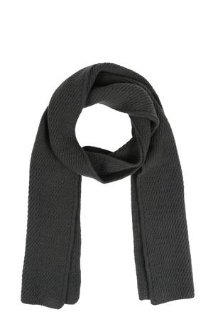 Closed  Grobstrick-Schal aus Wolle Deep Forest Herren Farbe: dunkelgrün verfügbare Größe: One Size grau