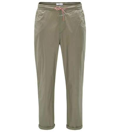 Closed Joggpants 'Harbour Relaxed' oliv