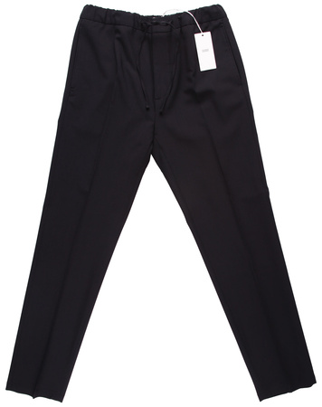 Closed Studio Hose Stretched Cool Wool schwarz
