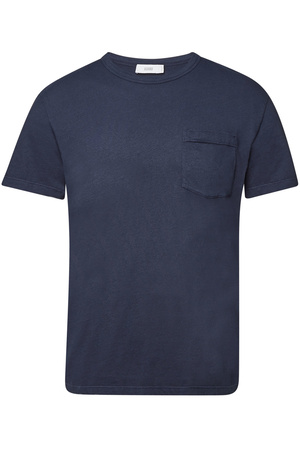 Closed  T-Shirt aus Baumwolle grau