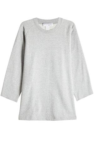 Comme des Garçons Comme des Garcons Shirt Sweatshirt aus Baumwolle mit Label-Schriftzug