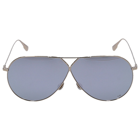 Dior  Sonnenbrille Aviator STEL3 Metall gold grau