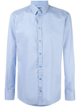 Dolce & Gabbana  Klassisches Hemd - Blau