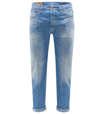 Dondup Jeans 'Brighton' rauchblau grau