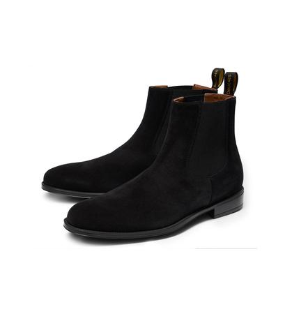 Doucal's Chelsea Boot schwarz schwarz
