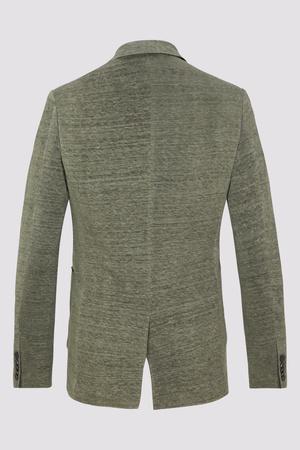 Drykorn  Herren Sakko DAVIS dunkelgrün Gr. 52 grau