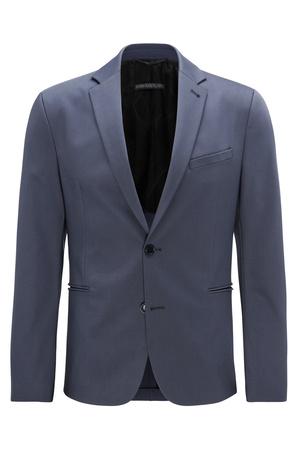 Drykorn  Herren Sakko HURLEY dunkelblau Gr. 54 grau
