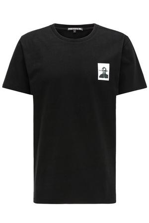 Drykorn  Herren T-Shirt SAMUEL_BERLIN schwarz Gr. XXL schwarz