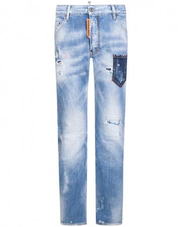 Dsquared2 Classic Kenny Jeans  blau