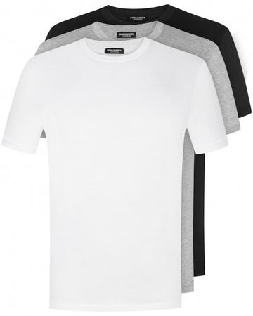 Dsquared2 T-Shirt 3er-Set  grau