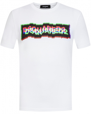 Dsquared2 T-Shirt  grau