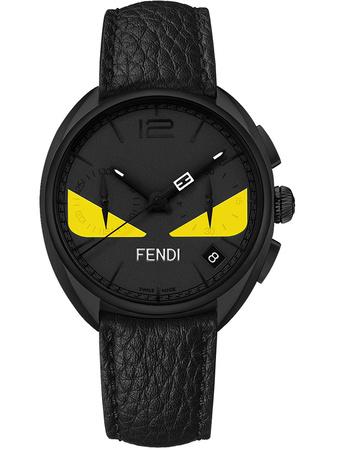 Fendi  monster eye watch - Schwarz