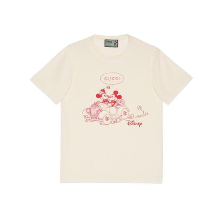 """Gucci """"Disney x """" T-Shirt beige"""