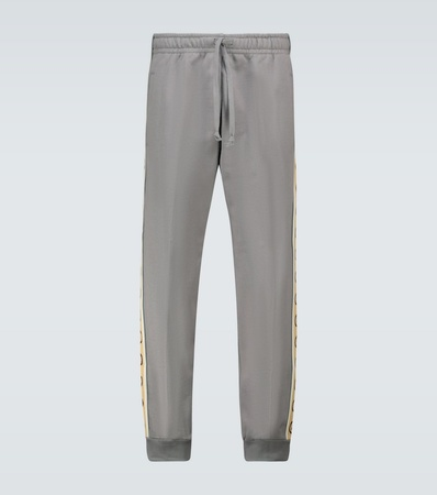 Gucci Jogginghose aus Baumwolle