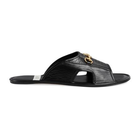 Gucci Pantolette mit Horsebit