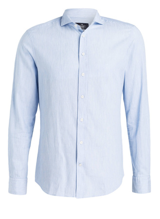 Hackett London  Hemd Slim-Fit lila