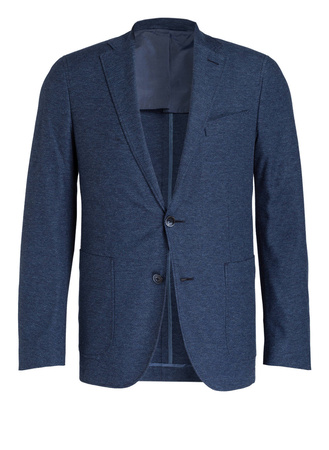 Hackett London  Jerseysakko Slim-Fit grau