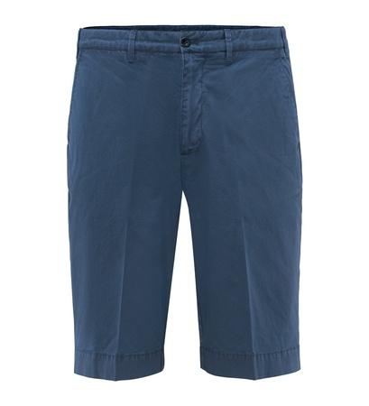 Hackett London Shorts dunkelblau grau