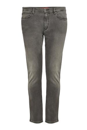 Hugo  Skinny Jeans  734 aus Baumwoll-Stretch grau