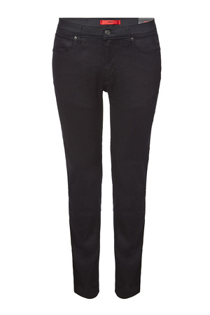 Hugo  Slim Fit Jeans  708 schwarz