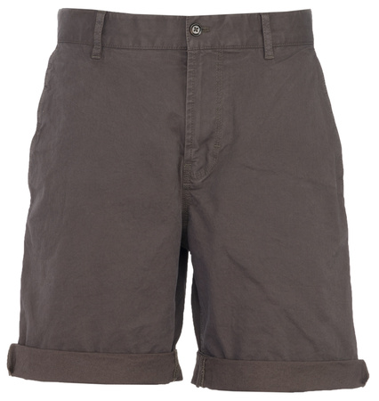J. Lindeberg Nate Season Stretch Chinoshorts Mud grau