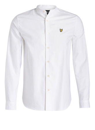Lyle & Scott  Hemd Regular-Fit mit Stehkragen