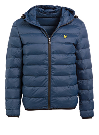 Lyle & Scott  Steppjacke grau