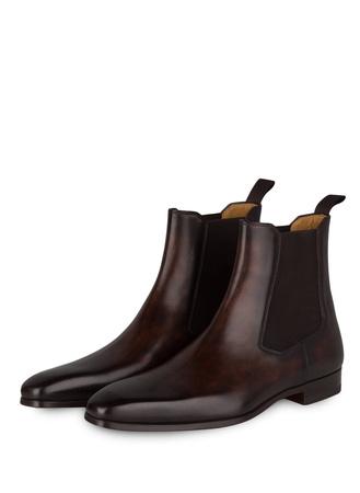 Magnanni  Chelsea-Boots schwarz