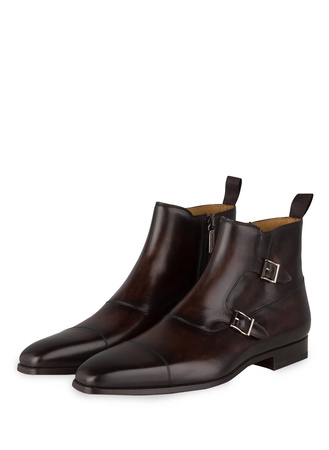 Magnanni  Double-Monks schwarz