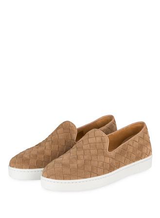 Magnanni  Slip-on-Sneaker braun